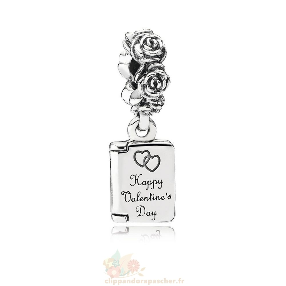 Discount Pandora Pandora Symboles De Amour Charms Amour Note Dangle Charm