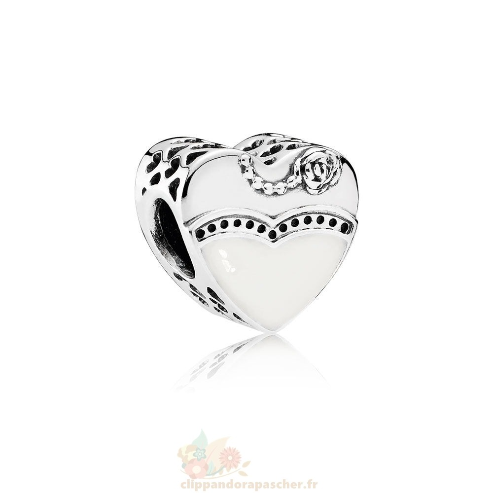 Discount Pandora Mariage Anniversaires Notre Special Day Noir Blanc Email
