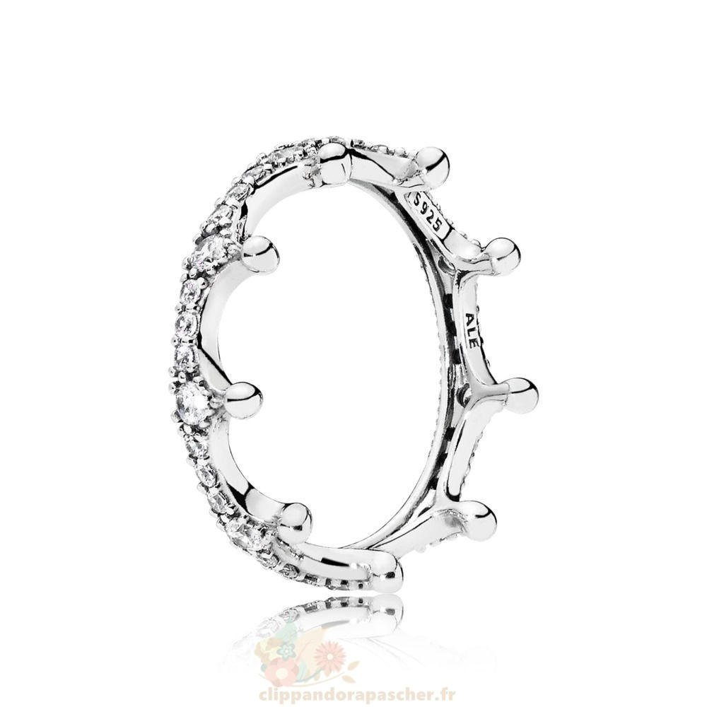 Discount Pandora Enchanté Crown Bague