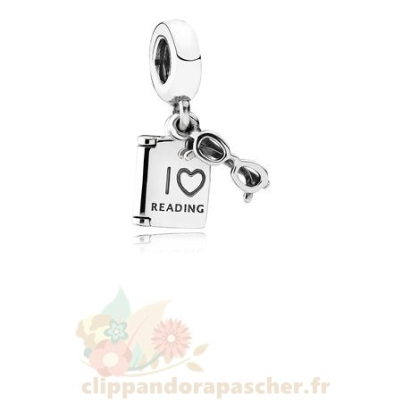 Discount Pandora Pandora Passions Charms Carriere Aspirations Amour Lecture Charme