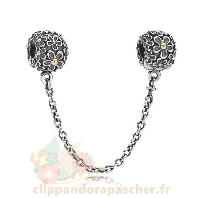 Discount Pandora Pandora Chaines De Securite Pandora 925 Daisy Safety