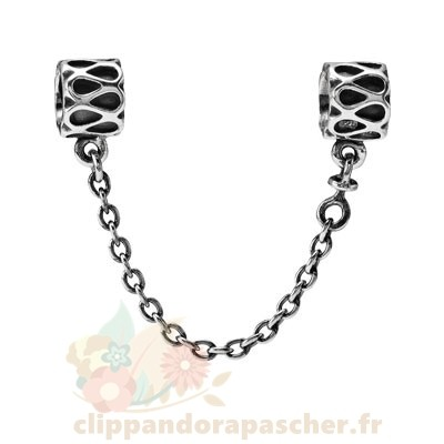 Discount Pandora Pandora Chaines De Securite Pandora 925 Raindrop Safety Chain