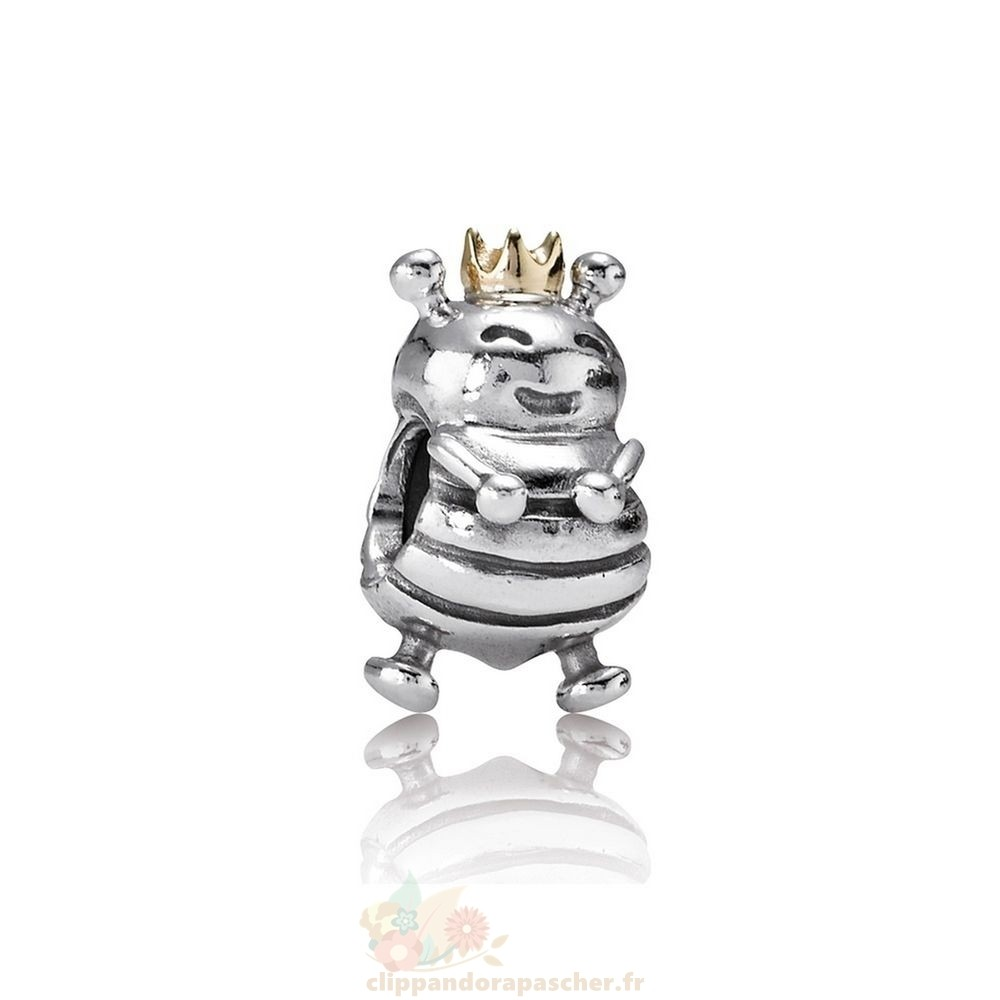 Discount Pandora Pandora Passions Charms Chic Charme Reine Abeille Glamour