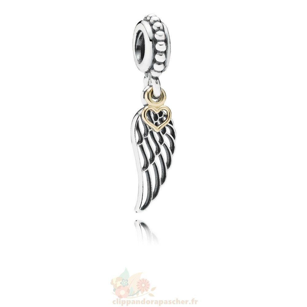 Discount Pandora Pandora Passions Charms Chic Glamour Amour Guidance Dangle Charm