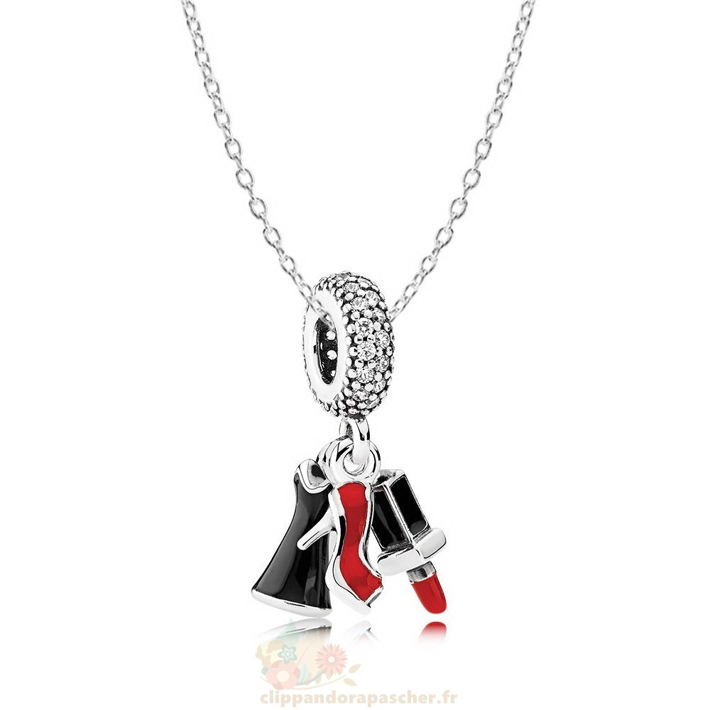 Discount Pandora Filles Night Out Collier