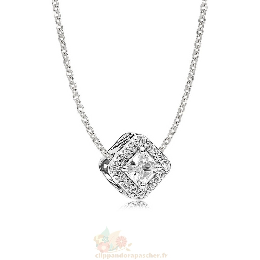 Discount Pandora Geometric Radiance Collier Cadeau Set
