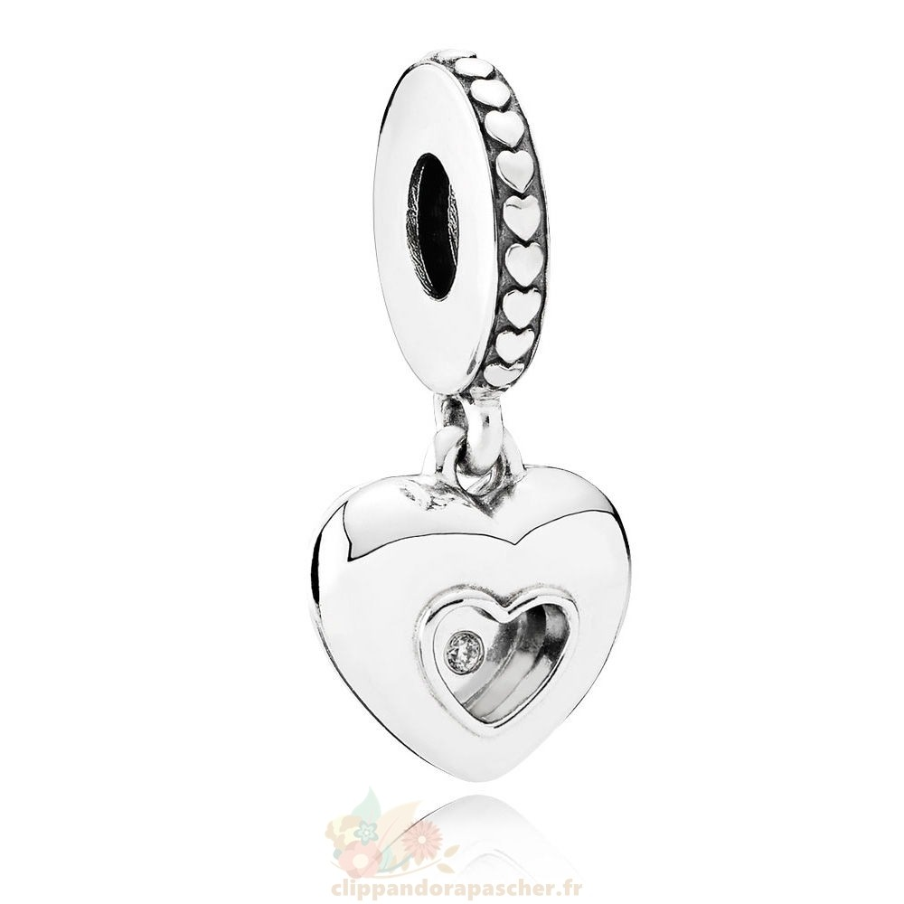 Discount Pandora Pandora Charms Contemporain 2017 Club Charm Diamond