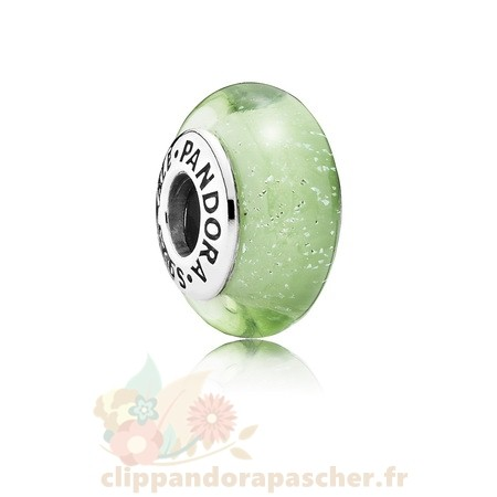 Discount Pandora Disney Tinker Bell'S Signeature Color Charm Murano Verre