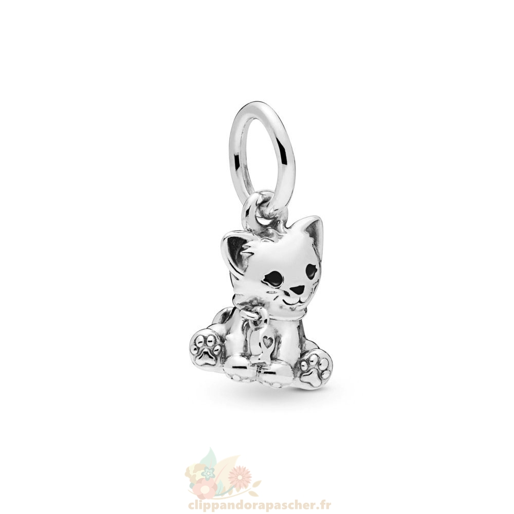 Discount Pandora Sweet Cat Pendre Charm
