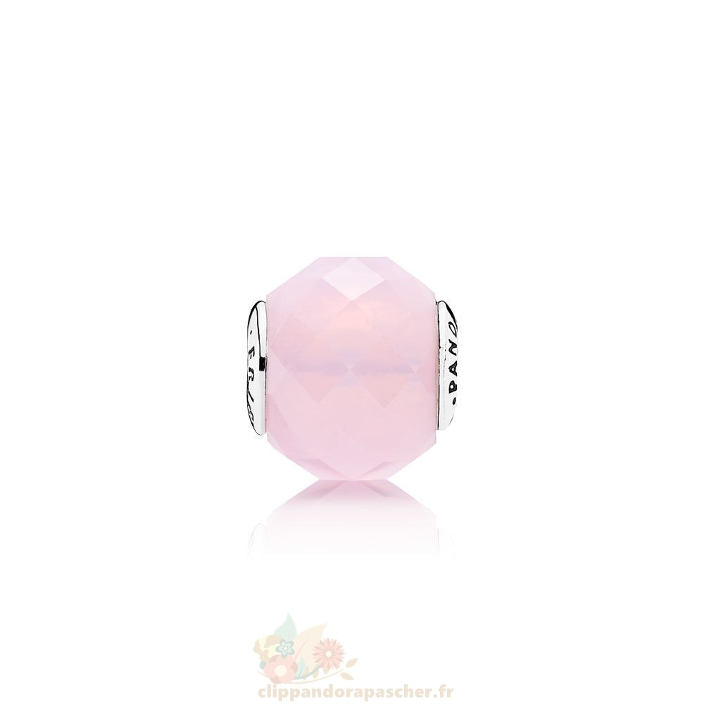 Discount Pandora Essence Relation Amicale Charm Opalescent Rose Crystal