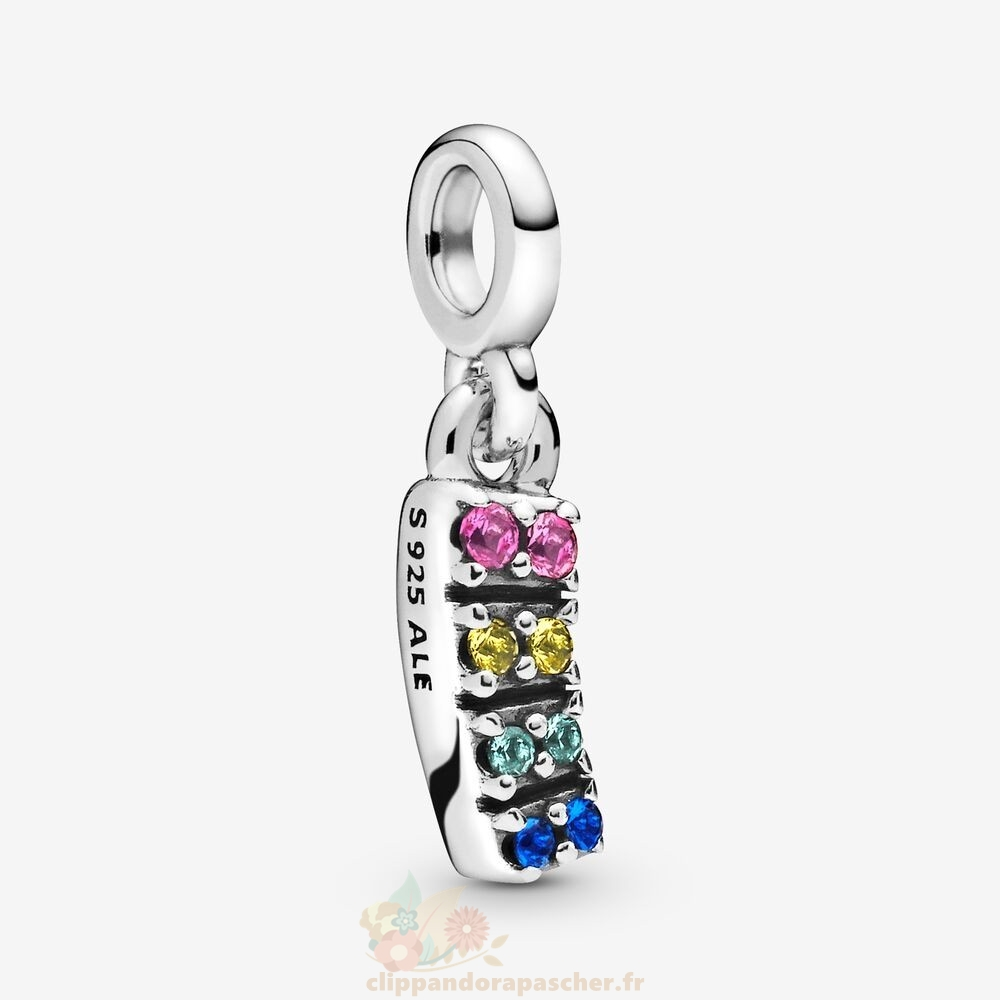Discount Pandora Ma Fierté Dangle Charme